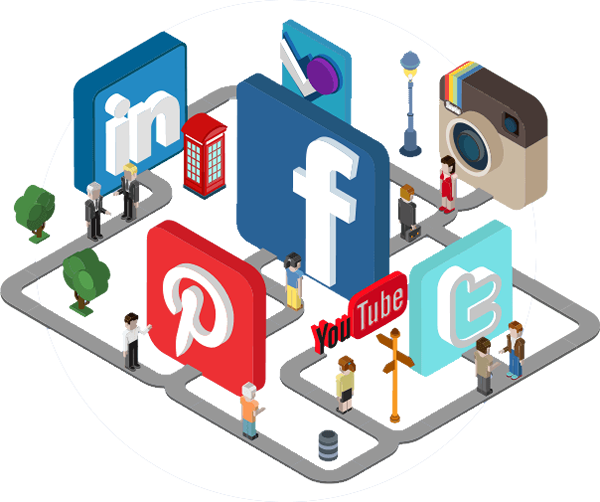 We offer a complete suite of Social Media Services. Call us today!