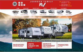 Johnson Family RV